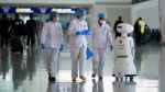 Estos son los robots que están ayudando al mundo con la pandemia